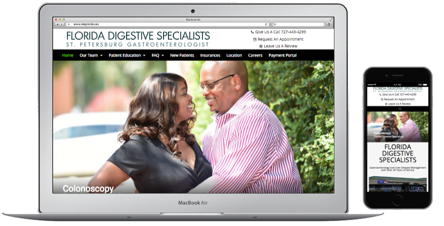 Website- Florida Digestive Specialists
