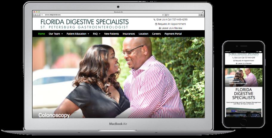 Website- Florida Digestive Specialists