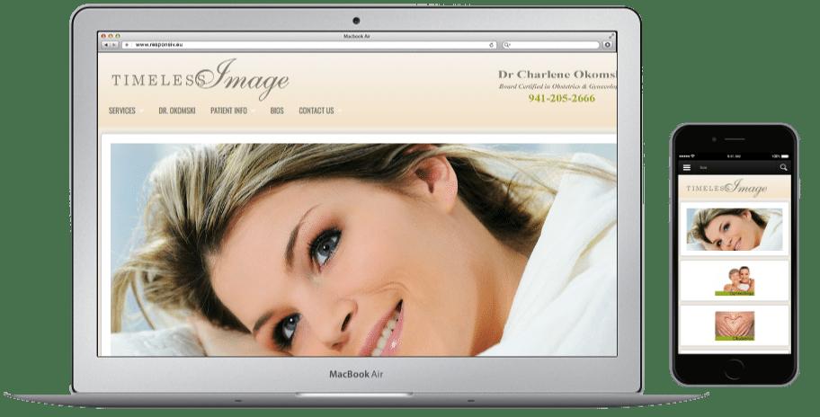 Websites-Timeless image