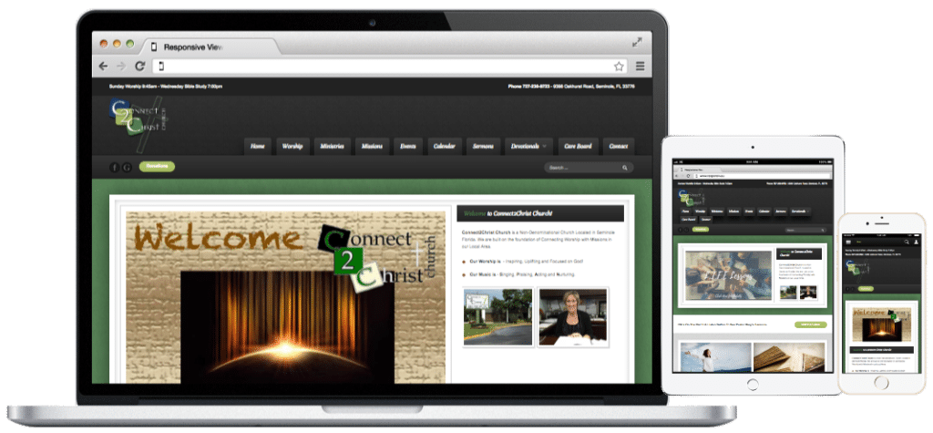 Websites-Connect2Christ Church