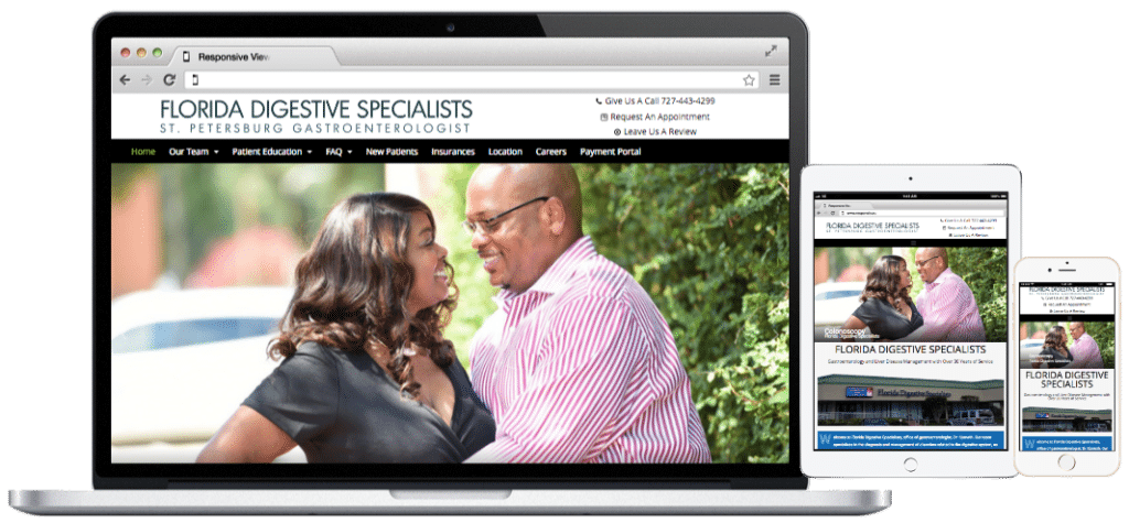 Websites-Florida Digestive Specialists