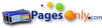 Pagesonly.com Logo